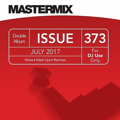 MASTERMIX, L@@K What's New;   JULY ISSUE 373, 10 MIXES.