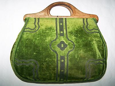 "Borsa""roberta Di Camerino"" Vintage Bag ""50 100% Original Made In Italy"