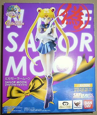 S.H.Figuarts Nise Sailor Moon Imposter Version (Zoisite) BANDAI Free shipping