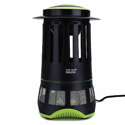 Mosquito Killer Lamp Zapper Insect Trap Bug Fly UV Electric Pest Control Light