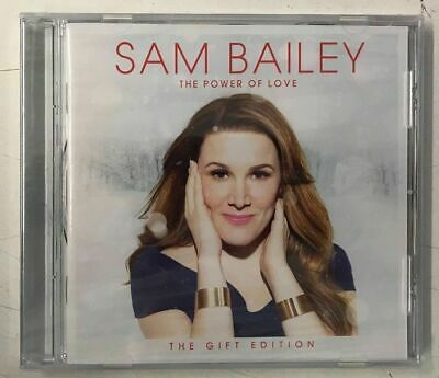 Sam Bailey The Power Of Love (The Gift Edition) (CD) X Factor