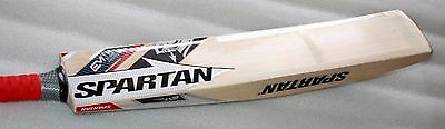 SPARTAN EOIN MORGAN Cricket Bat Stickers - One FULL SET of Labels