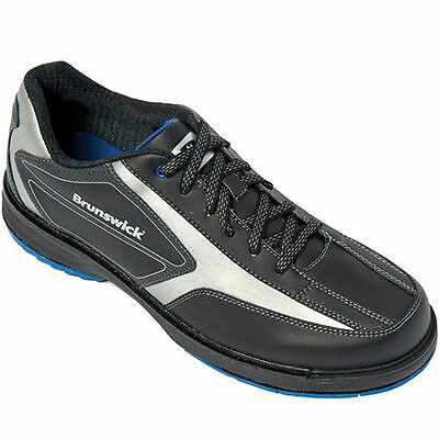 Brunswick Mens Stealth Right Handed Wide width bowling shoes