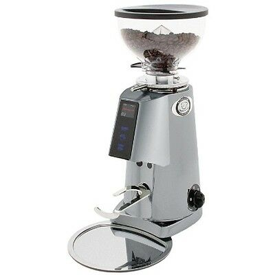 Fiorenzato F4 V2 Electronic Espresso Grinder - Silver **NEW** Authorized Seller