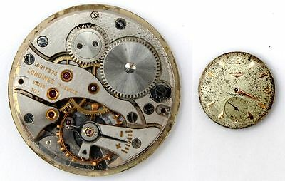 LONGINES 30L original watch movement for parts / repair  (5308)