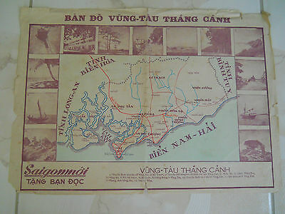 Ban Do Vung Tau Thang Canh-13 historic photograps in Siepa Tone-Very Rare