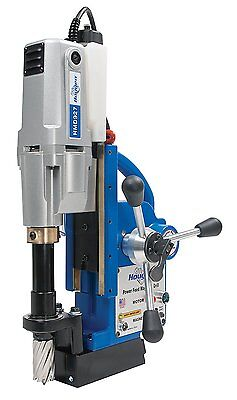 Hougen HMD927 Automatic Magnetic Drill - 2 Speed/Coolant - Power Feed - 115V