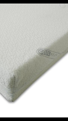 Memory Foam Topper In All Sizes And Depth With Washable Zip Cover