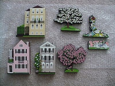 Shelia's Collectibles - 3 Sisters, Dogwood Cherry Blossom tree, pedal stop, etc