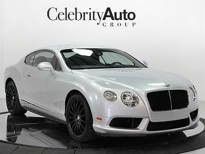 2013 Bentley Continental GT V-8 Carbon Fiber & Wheel Pkg 2013 BENTLEY CONTINENTAL GT V8 CARBON PKG