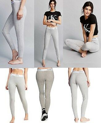 100% Calvin Klein Women Sports Gym Yoga Running Fitness Leggings Pants Trousers