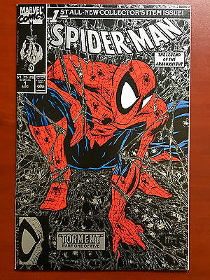 Set Of Spider-Man #1 & Spawn #8 ~ Nm+ (9.6) ~ Mcfarlane ~ Get Them Signed!