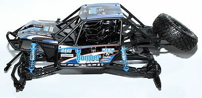 Axial 4Wd Rr10 Bomber Rock Racer Rolling Chassis With Body 90048...