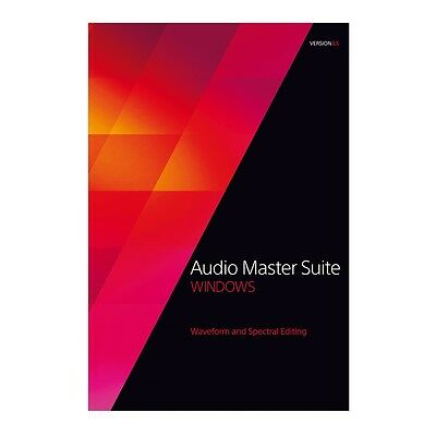 MAGIX Audio Master Suite 2.5 PC Software (Download)