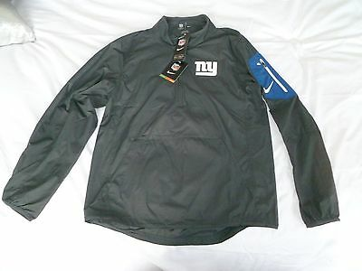 New York Giants NFL Nike 2017 half zip jacket