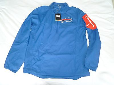 Buffalo Bills Nike NFL Half Zip Jacket