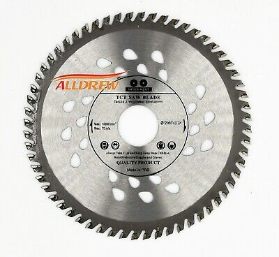 125mm Saw Blade for WOOD and PLASTIC Angle Grinder 40 TCT Teeth