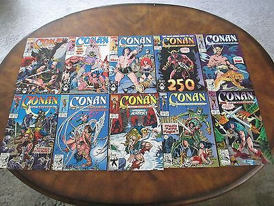 Conan The Barbarian Lot #18