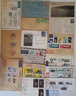 DDR Germany  cover  stamp Collection
