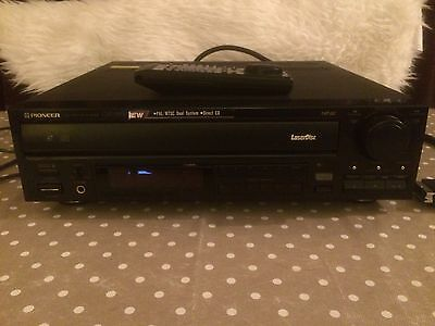 Pioneer CLD-1750 Laserdisc Player PAL/NTSC