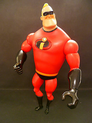 """Disney Mr Incredible 12"""" Action Figure - Light and sounds"""