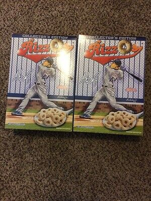 2 Boxes Of Rizzos Cereal