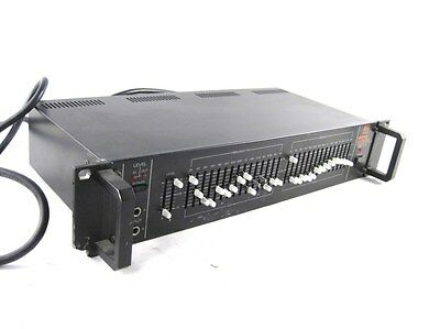 Roland SEQ315 SEQ-315 Home Theater Audio 15-Band Stereo Graphic Equalizer
