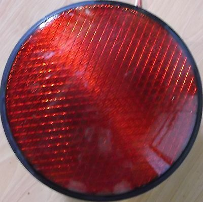 Dialight Red LED Traffic Light 12 Inch