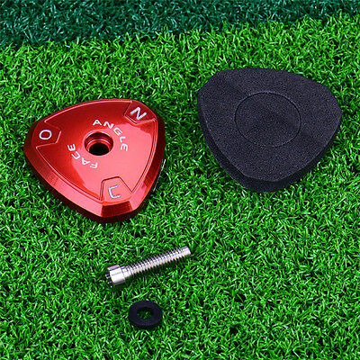Adjustable Sole Plate Face Angle ASP for Taylormade R11 R11S Driver Golf Plate