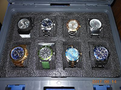 Invicta Watches lot of 8