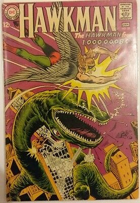 Rare Dc National Comics Hawkman No 23 Jan No Reserve P&p £3 Bargain Loads On