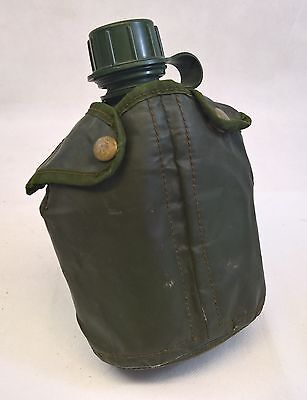 French Army Water Bottle & Pouch