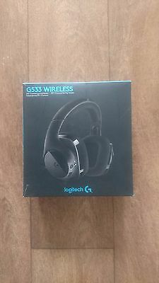 Logitech G533 Wireless DTS 7.1 Surround Gaming Headset LATEST MODEL