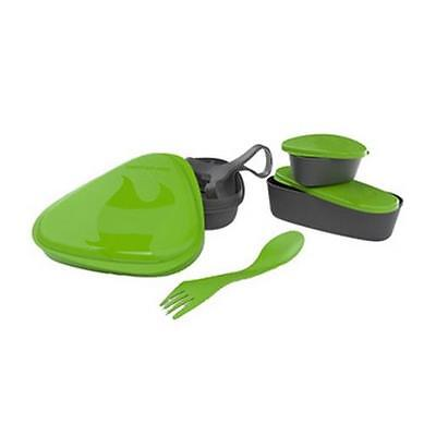 Light My Fire S-LK-GREEN Lunch Kit - 6 Pieces - Green
