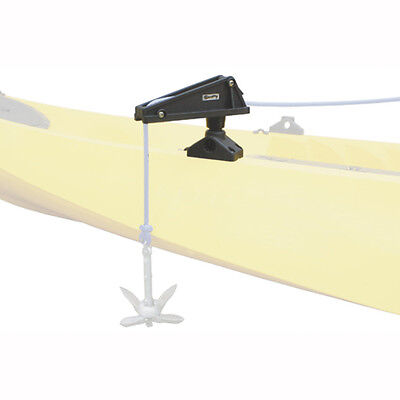Scotty 276 Anchor Lock w/ 0241 Side/Deck Mount For Kayak