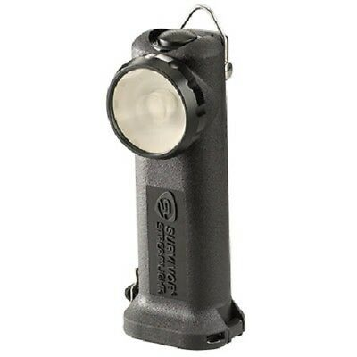 Streamlight 90545 Survivor C4 LED Light Rescue Flashlight Alkaline Black
