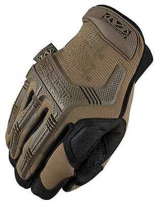 Mechanix Wear MPT-72-011 Men's Coyote Brown M-Pact Gloves TrekDry - Size XLarge