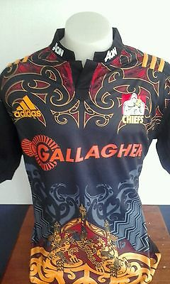 Chiefs super rugby jerseys(home/away)