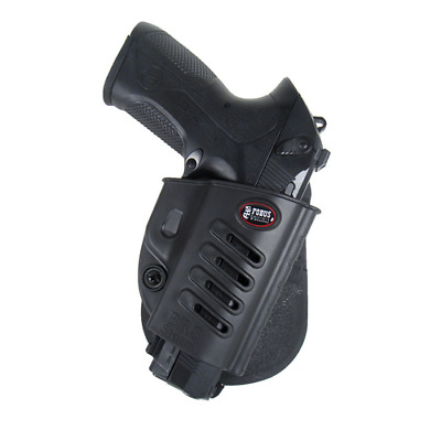 Fobus PX4 RH Evolution Paddle Holster For Beretta Px4 Storm Sight Channel