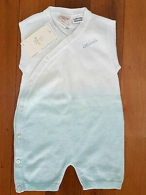 OshKosh baby boy jumpsuit - NEW - size 000
