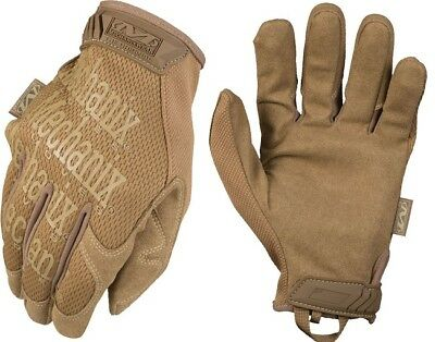 Mechanix Wear MG-72-011 Men's Coyote The Original Gloves TPR - Size XLarge
