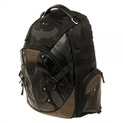 DC Comics Batman Tactical Backpack NEW Licensed Authentic