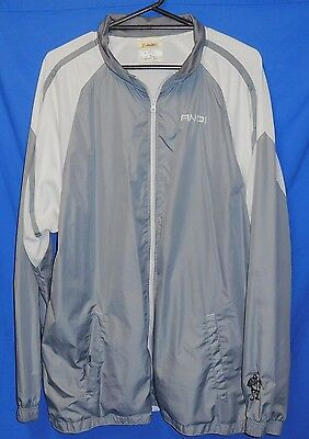 """New AND 1 Basketball Track warm Up lined Zip front Jacket Top Mens 3XL 54"""""""
