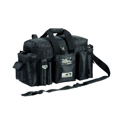 Hatch D1-BLACK Water Resistant Heavy Duty Nylon Patrol Equipment Police Duty Bag