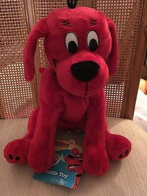 CLIFFORD THE BIG RED DOG Douglas Cuddle Toys New NWT Free Shipping