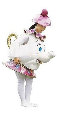 Mrs. Potts Disney Direct Authentic Costume Beauty and the Beast Movie Adult Lg