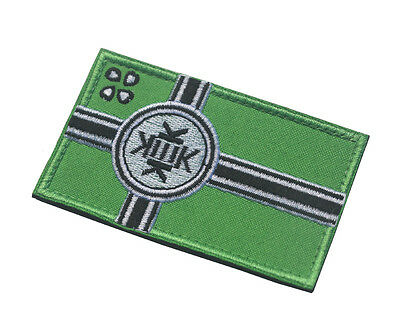 KEK FLAG TACTICAL MILITRAY USA Army U.S. Morale Embroidered Hook Loop Patch #01
