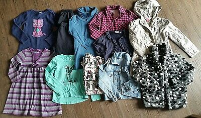 Bulk Lot Girls Winter Clothes Size 6,7,8 Excell. Cond.