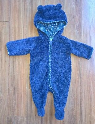 TINY LITTLE WONDERS Baby Boys Girls Sz 000 0-3mths Bodysuit One Piece Romper