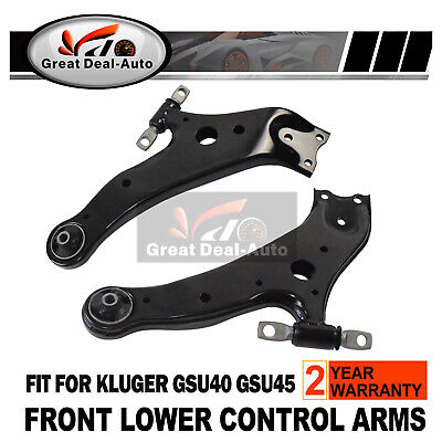 Toyota Hilux 4WD 05 On Lower Control Arm KUN26R GGN25R Left and Right Pair